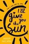 ill give you te sun