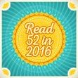 read 52 in 2016