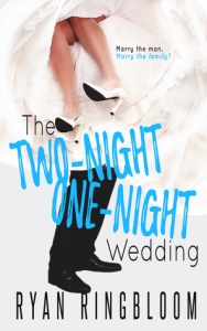 two night one night wedding