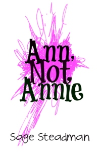 ann not annie cover