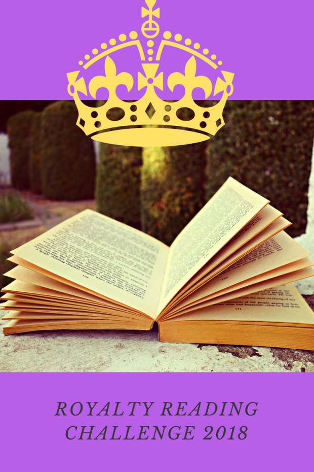 ROYALTY READING CHALLENGE 2018