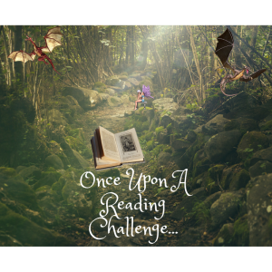 Once Upon A Reading Challenge...
