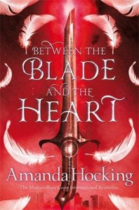 between the blade and teh heart