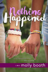 NOTHING HAPPENED COVER