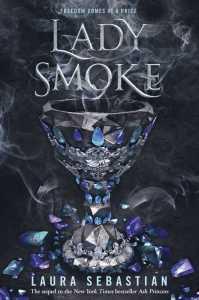 LADY SMOKE COVER