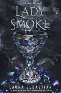 LADY SMOKE COVER